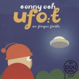 Jörälv, Jörgen: Conny och UFO:t