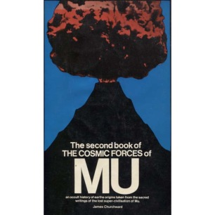 Churchward, James: The second book of the cosmic forces of MU