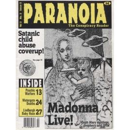 Paranoia Magazine (Al Hidell)