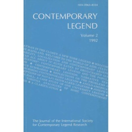 Contemporary Legend (annual book magazine)