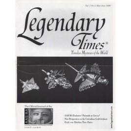 Legendary Times (AAS RA) (1999-2007)
