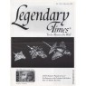 Legendary Times (AAS RA) (1999-2007) - Vol 2 n 3 - May-June 2000