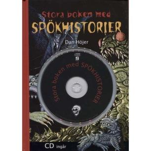 Höjer, Dan: Stora boken med spökhistorier