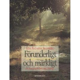 Swanberg, Lena Katarina: Förunderligt och märkligt: en resa genom New Age i Sverige