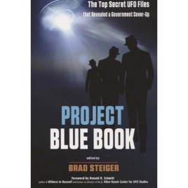 Steiger, Brad (ed.): Project Blue Book