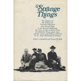 Campbell, John L. and Trevor H. Hall: Strange things