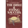 Downing, Barry H.: The Bible & flying saucers - Good (red cover)