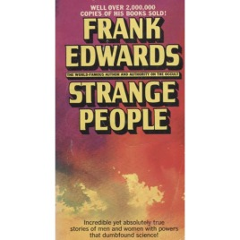 Edwards, Frank: Strange people (Pb)