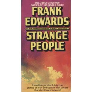 Edwards, Frank: Strange people (Pb) - Good