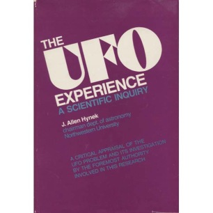 Hynek, J. Allen: The UFO experience  a scientific inquiry