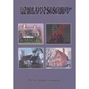 Underwood, Peter: Borley postscript.