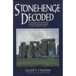 Hawkins, Gerald S.: Stonehenge decoded