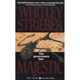 Strieber, Whitley: Majestic (Pb)