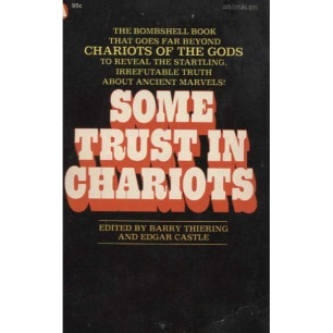 Thiering, Barry and Castle, Edgar (ed.): Som trust in chariots (Pb)