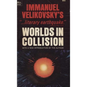 Velikovsky, Immanuel: Worlds in collision (Pb)