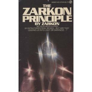 Zarkon [Kenneth Raynor Johnson]: The Zarkon principle (Pb)