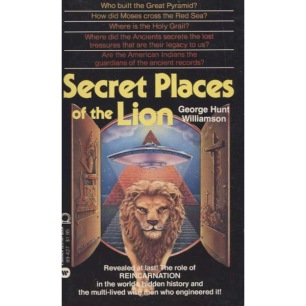 Williamson, George Hunt: Secret places of the Lion (Pb)