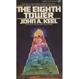 Keel, John A.: The eight tower (Pb)