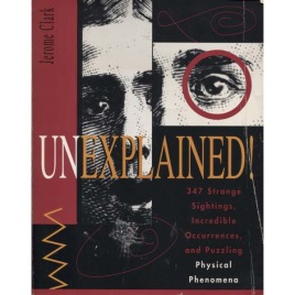 Clark, Jerome: Unexplained!