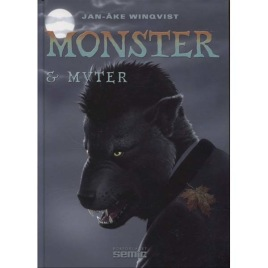 Winqvist, Jan-Åke: Monster & Myter