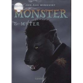 Winqvist, Jan-Åke: Monster & Myter