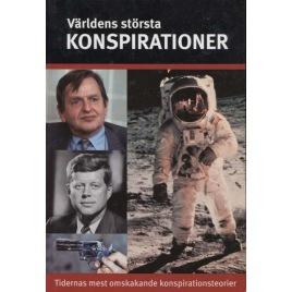 Wall, Gunnar: Världens största konspirationer