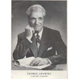 Adamski, George: Meddelandet