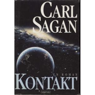 Sagan Carl: Kontakt (roman)