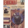 Enigma! (Jorge Martin) (1988-1992) - Issue 19 (on cover), (18 printed inside)