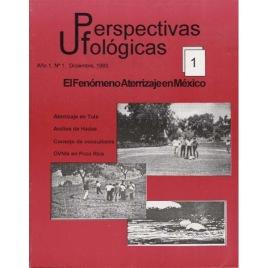 Perspectivas Ufologicas (Hector Escibar, Meixco) (1993-1994)