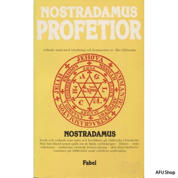 Nostradamusprofetior