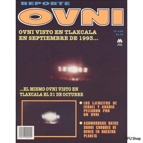 ReporteOvni.no.20-94