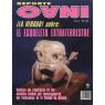 Reporte OVNI (Zitha Rodriguez) (1993-1994) - No 23 . Abril 1994