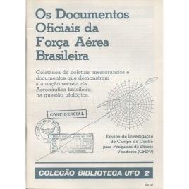 Colecao Biblioteca 2: Os documentos oficiais da Forca Aerea Brasileira