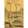UFO Debate (The) (David Barclay) (1990-1995) - 1 - 1990 - First issue