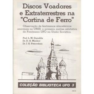 Colecao Biblioteca 3: Gindilis, L.M. etc: Discos voadores e extraterrestres na