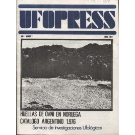 UFO Press (Giullermo Roncoroni, Argentina) (1977-1984)