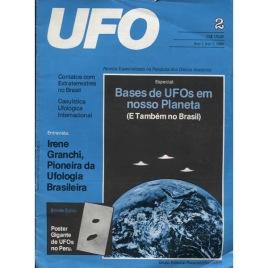 UFO (A.G. Gevaaerd, Brazil) (1988-1993)