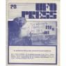 UFO Press (Giullermo Roncoroni, Argentina) (1977-1984) - 20 - Abril/Junio 1984 (vol 7 n 20)