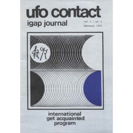 UFO Contact - IGAP Journal (H C Petersen) (1973-1978)