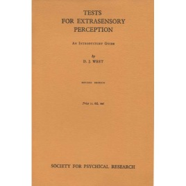 West, D.J.: Test for extrasensory perception: An introductory guide