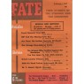 Fate Magazine US (1961-1962) - 143 - v 15 n 2 - Febr 1962