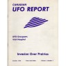 Canadian UFO Report (1969-1976) - Vol 1 no 7 - Summer 1970 (whole 7) (stained reading-copy)