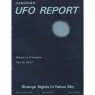 Canadian UFO Report (1969-1976) - Vol 1 no 1 - Jan-Feb 1969