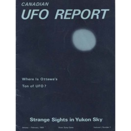 Canadian UFO Report (1969-1976)