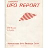Canadian UFO Report (1969-1976) - Vol 1 no 4 - July-Aug 1969