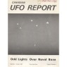 Canadian UFO Report (1969-1976) - Vol 1 no 5 - Sept-Oct 1969