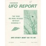 Canadian UFO Report (1969-1976) - Vol 1 no 6 - Nov-Dec 1969