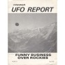 Canadian UFO Report (1969-1976) - Vol 2 n 1 - Spring 1971