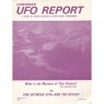 Canadian UFO Report (1969-1976) - Vol 2 no 2 - 1971